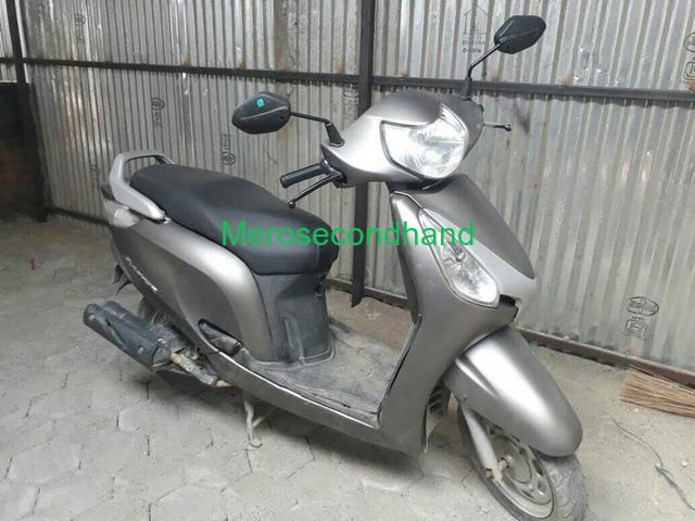 Fresh Aviator scooty/scooter on sale at kathmandu - 3/4