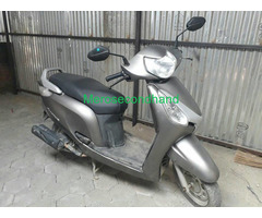 Fresh Aviator scooty/scooter on sale at kathmandu - Image 3/4