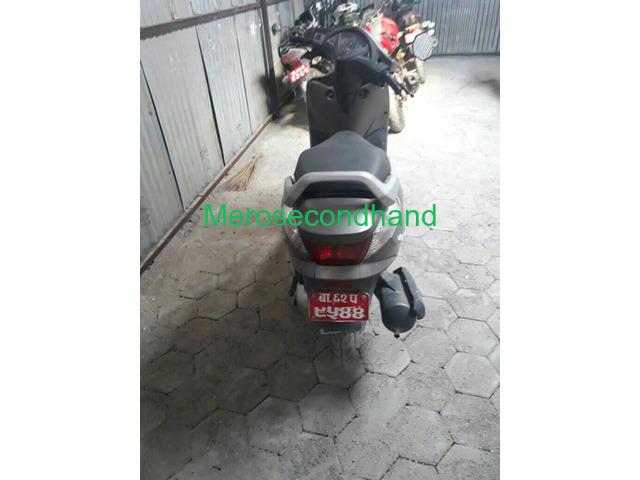 Fresh Aviator scooty/scooter on sale at kathmandu - 4/4