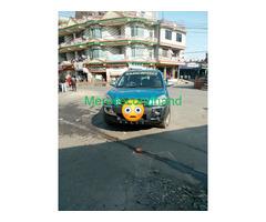 Secondhand Hyundai Tucson on sale at pokhara - Image 2/4