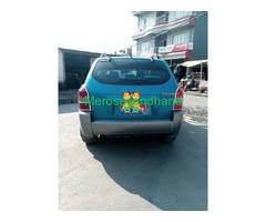 Secondhand Hyundai Tucson on sale at pokhara - Image 4/4