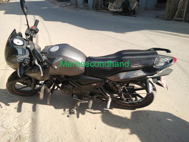 Secondhand Apache RTR on sale at lalitpur nepal - 1/4