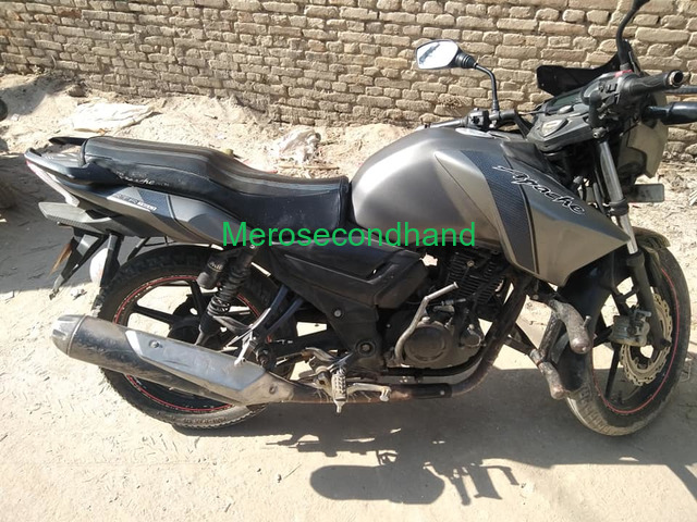 Secondhand Apache RTR on sale at lalitpur nepal - 2/4