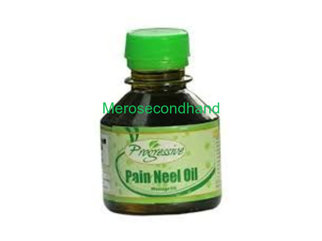 Pain Relief Oil - 1/1