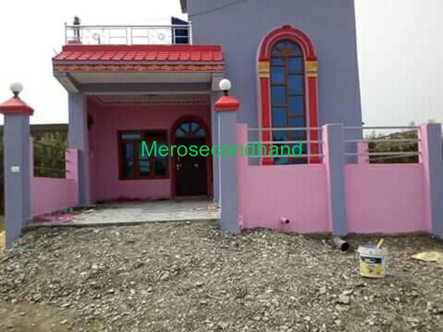 House on sale at butwal nepal - 1/1