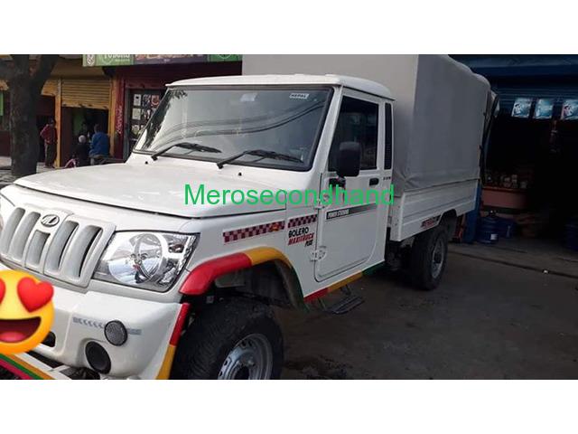 Secondhand bolero pickup on sale at butwal nepal - 3/3