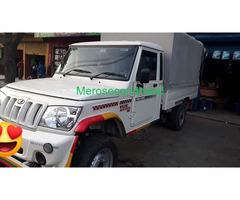 Secondhand bolero pickup on sale at butwal nepal - Image 3/3