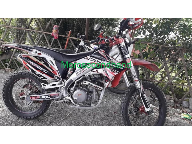 Crossfire Dirt bike on sale at pokhara - 1/3
