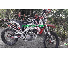 Crossfire Dirt bike on sale at pokhara - Image 1/3