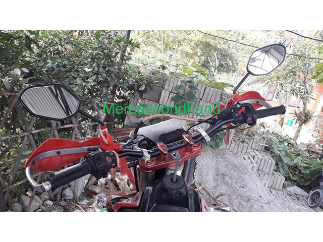 Crossfire Dirt bike on sale at pokhara - 2/3