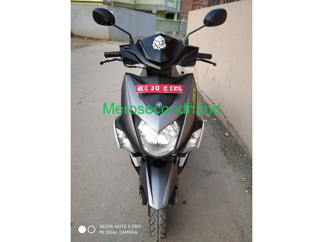 Secondhand Yamaha Ray scooty on sale at lalitpur nepal - 2/4