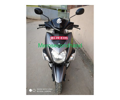 Secondhand Yamaha Ray scooty on sale at lalitpur nepal - Image 2/4
