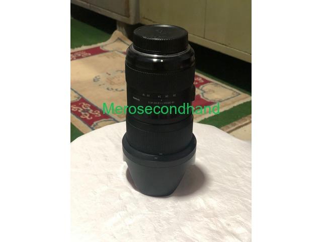 Nikon D7100 Kit 18-105mm + Sigma Lens 18-35mm - 2/5