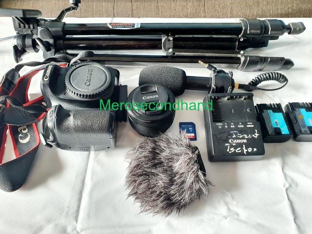 Canon eos 80D - 1/7