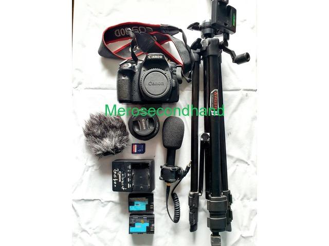 Canon eos 80D - 2/7