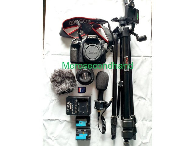 Canon eos 80D - 3/7
