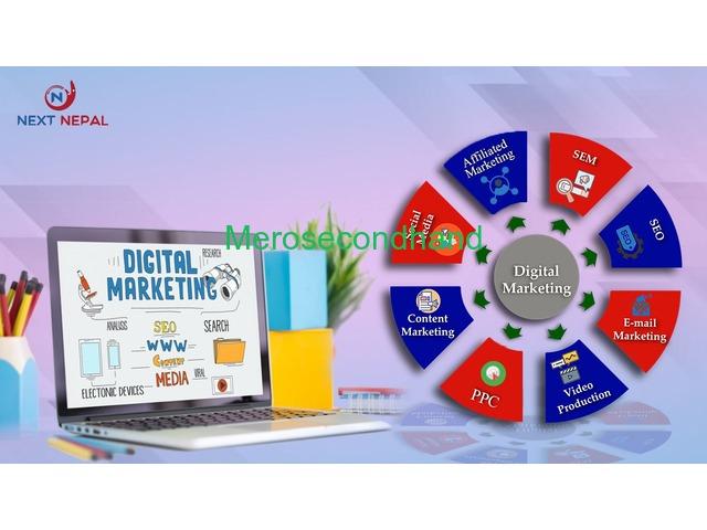 IT Companies in Nepal | Software Development | Digital Marketing |SEO - 4/8