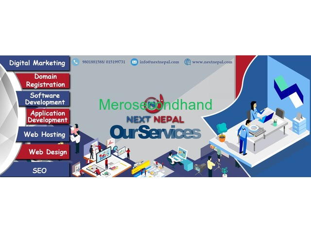 IT Companies in Nepal | Software Development | Digital Marketing |SEO - 5/8