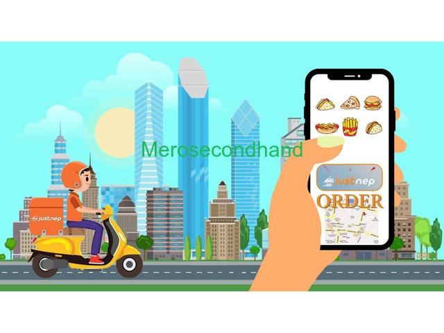 online food delivery Nepal   restaurants near me   JustNep - 3/8