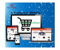 Next Nepal E-Commerce Website Development company in Nepal | Single & Multi vendor - Image 1/5