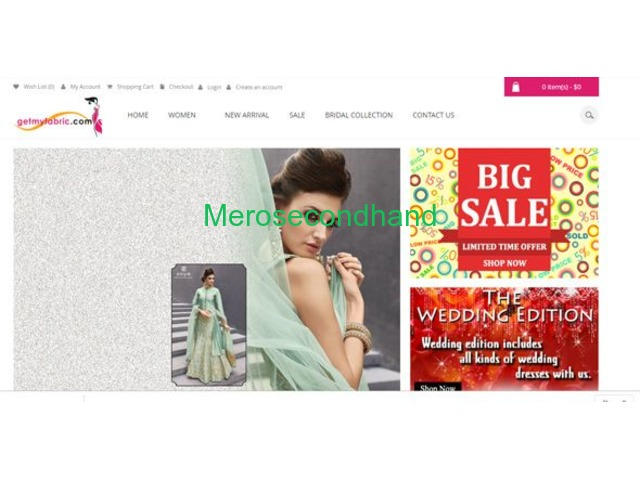 Next Nepal E-Commerce Website Development company in Nepal | Single & Multi vendor - 2/5