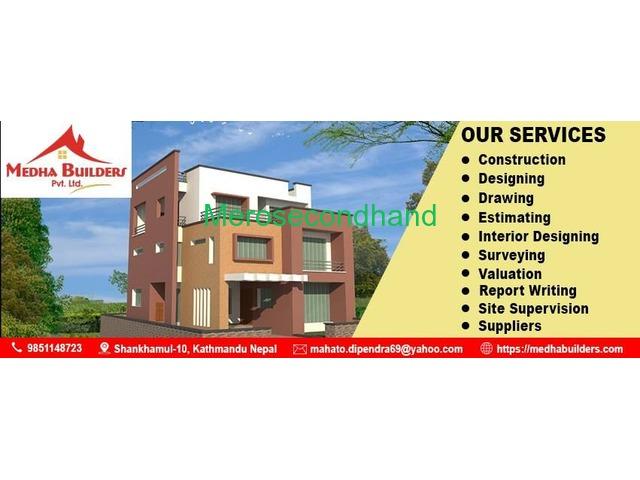 Construction Company in Nepal | Housing in kathmandu | MedhaBuilders - 2/8