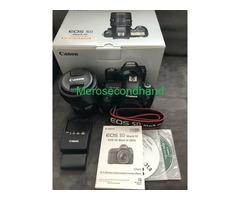 Canon 5D Mark 4 With Lens and Accessories