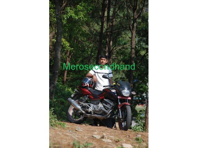 Pulsar 180 bike on sale at pokhara nepal - 1/1