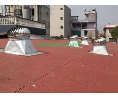 Roof Fans... No Electricity Consumption - Image 1/2