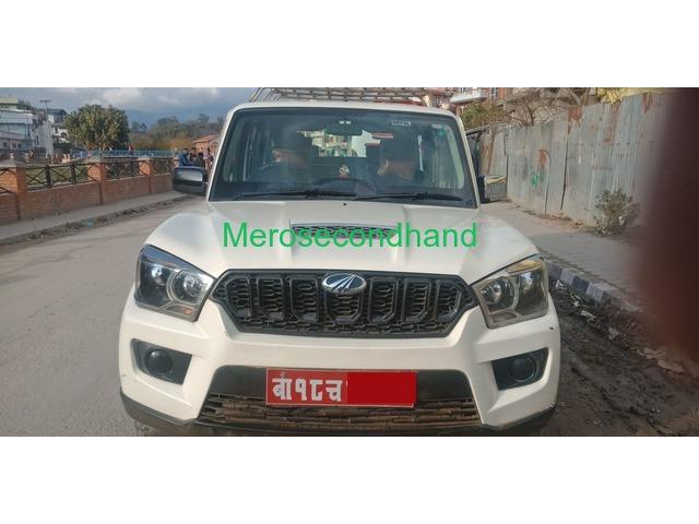 Mahindra Scorpio S4 2WD 2017 on Sale at kathmandu nepal - 1/8