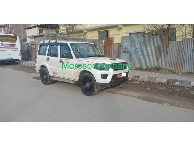 Mahindra Scorpio S4 2WD 2017 on Sale at kathmandu nepal - 2/8