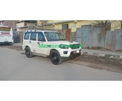 Mahindra Scorpio S4 2WD 2017 on Sale at kathmandu nepal