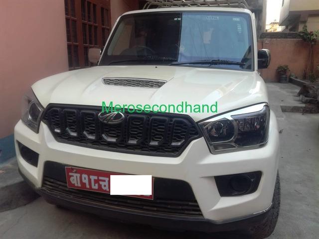 Mahindra Scorpio S4 2WD 2017 on Sale at kathmandu nepal - 3/8