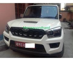 Mahindra Scorpio S4 2WD 2017 on Sale at kathmandu nepal - Image 3/8