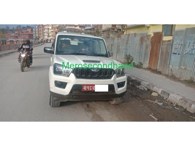 Mahindra Scorpio S4 2WD 2017 on Sale at kathmandu nepal - 4/8