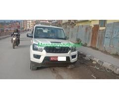 Mahindra Scorpio S4 2WD 2017 on Sale at kathmandu nepal - Image 4/8