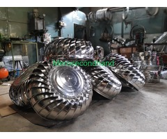 Wind Driven Airvent Turbine Ventilators sale kathmandu nepal - Image 1/3