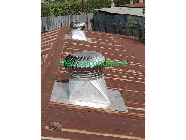 Wind Driven Airvent Turbine Ventilators sale kathmandu nepal - 2/3