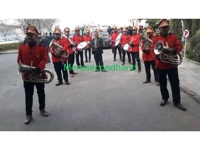 Band Baja service for mariage bratabandha at kathmandu nepal - 1/1
