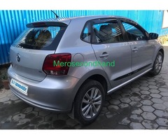 Single handed Volkswagen Polo 1.6 for sale at kathmandu