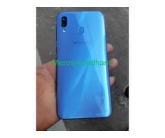 Samsung A30 phone in sale at kathmandu nepal