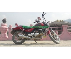 Cheap price yamaha enticer bike sell in sankhu nepal
