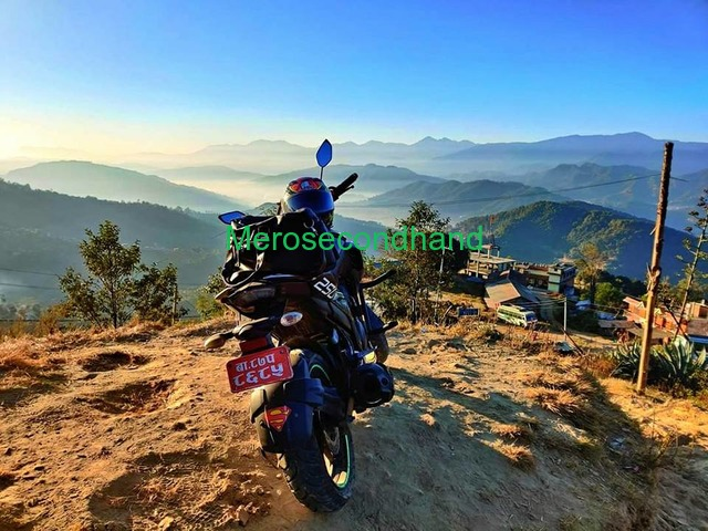 Used FZ bike on sale at kathmandu nepal - 3/5