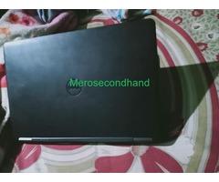 Seconhand Dell i7 laptop on sale at kathmandu nepal - Image 4/4
