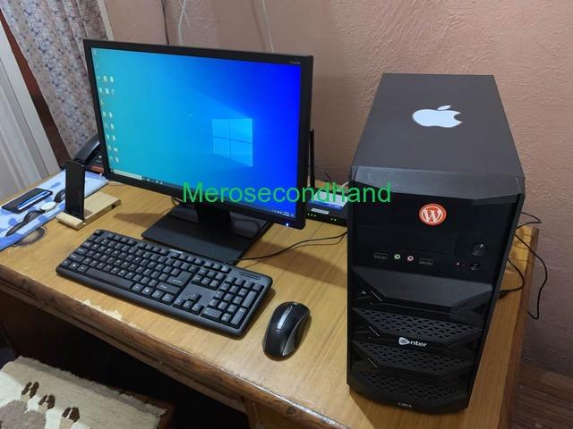 Secondhand Desktop computer on sale in pokhara nepal - 1/3