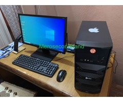Secondhand Desktop computer on sale in pokhara nepal