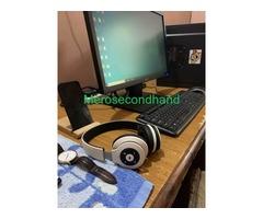 Secondhand Desktop computer on sale in pokhara nepal
