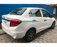 Single Hand Honda Amaze Smt 2014 Model sale kathmandu