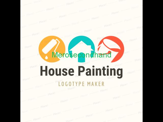 House painting service at kathmandu nepal - 1/1