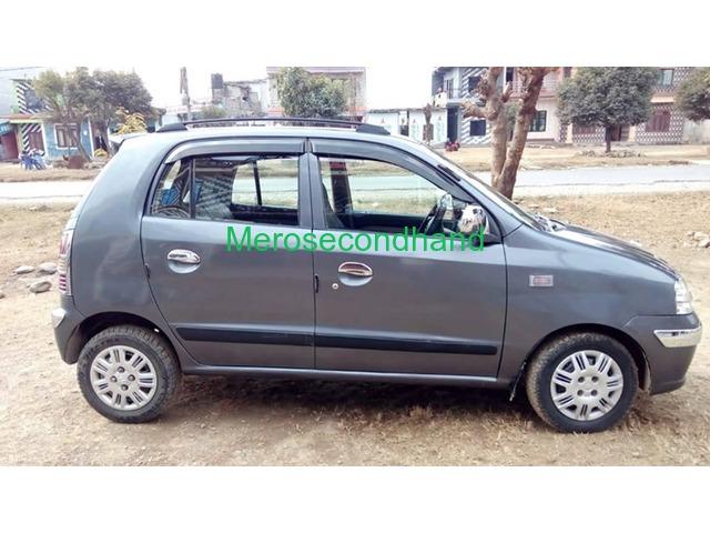 Secondhand santro 2019 car on sale at pokhara nepal - 3/3